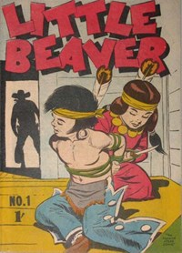 Little Beaver (Atlas, 1956? series) #1 — No title recorded