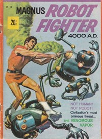Magnus Robot Fighter 4000 A.D. (Rosnock/SPPL, 1975?) #25112 ([May 1975])