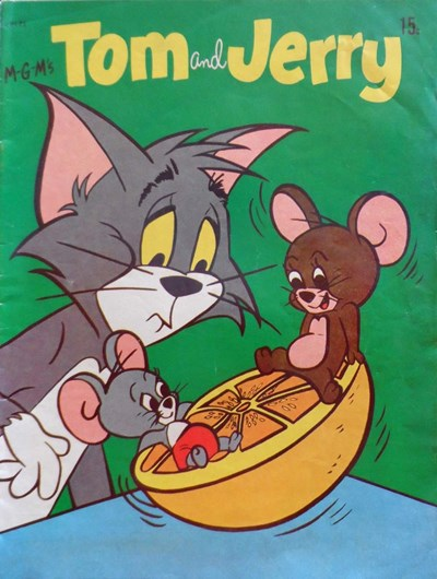 M-G-M's Tom and Jerry Comics (Rosnock, 1971) #2173 (1971)