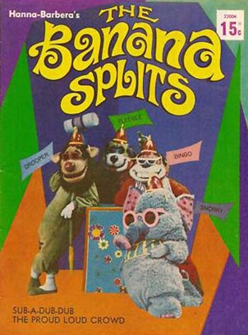 Hanna-Barbara's the Banana Splits