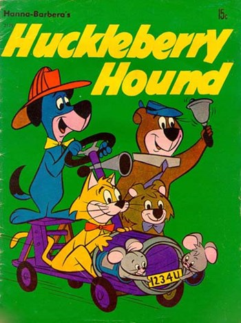Hanna-Barbera's Huckleberry Hound