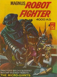 Magnus Robot Fighter 4000 A.D. (Magman, 1974) #24026 (1974)