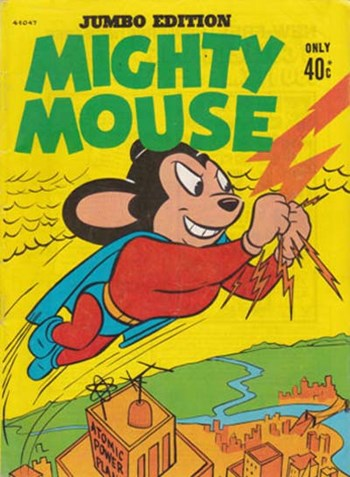 Mighty Mouse Jumbo Edition