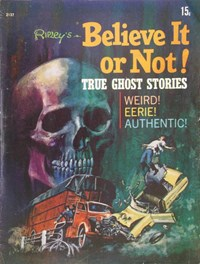 Ripley's Believe It or Not! True Ghost Stories (Magman, 1971) #2137 (1971)