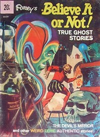 Ripley's Believe It or Not! True Ghost Stories (Magman, 1975) #25132 (1975)