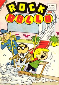 Rock and Rollo (Associated Newspapers, 1957?)