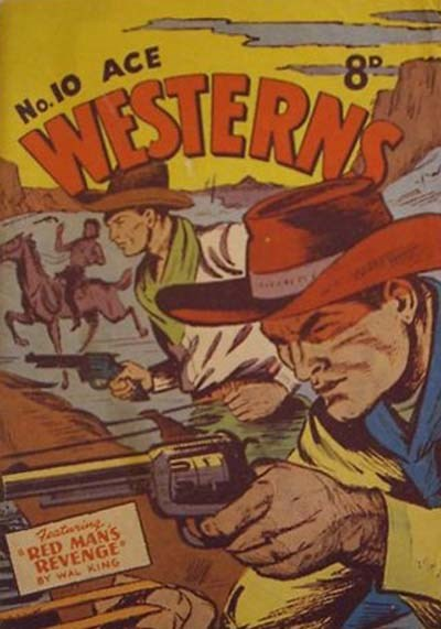 Ace Westerns (Young's, 1950? series) #10 ([1956?])