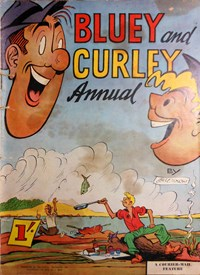 Bluey and Curley Annual (Herald, 1946? series)  ([1960?])
