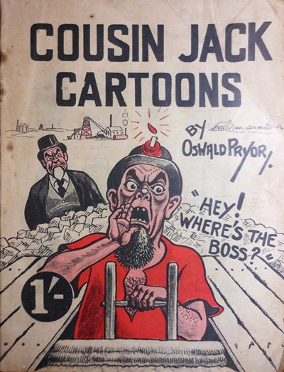 Cousin Jack Cartoons (Frank Johnson, 1945)  (1945)