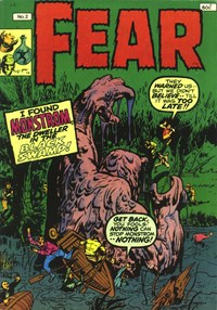Fear (Yaffa/Page, 1980? series) #2