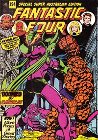 Fantastic Four (Yaffa/Page, 1977 series) #194 — Doomed by Diablo!