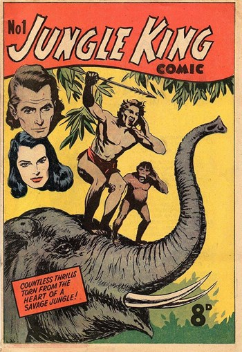 Jungle King Comic (Youngs, 1953? series) #1 ([1953?])