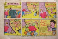 Bluey and Curley Annual (Herald, 1946? series)  — Ovaltine [Strongo] (page 1)