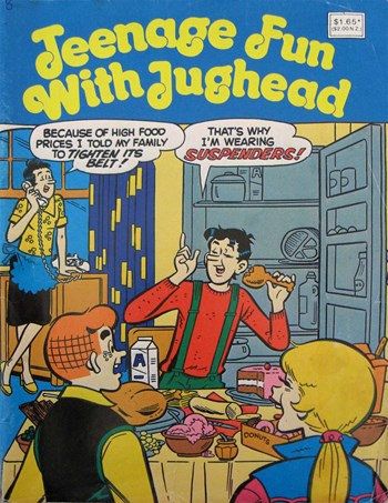 Teenage Fun with Jughead (Yaffa, 1985? series)  ([1985?])