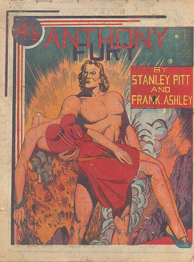 Anthony Fury (Consolidated Press, 1942?)  ([1942?])