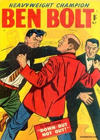 Ben Bolt (Approved, 1958 series) #7 ([August 1959?])