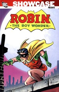 Showcase Presents: Robin The Boy Wonder (DC, 2008 series) #Vol. 1 — Untitled