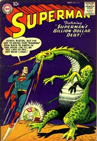 Superman (DC, 1939 series) #114 — Untitled