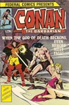 Conan the Barbarian (Federal, 1984 series) #3 ([October 1984])