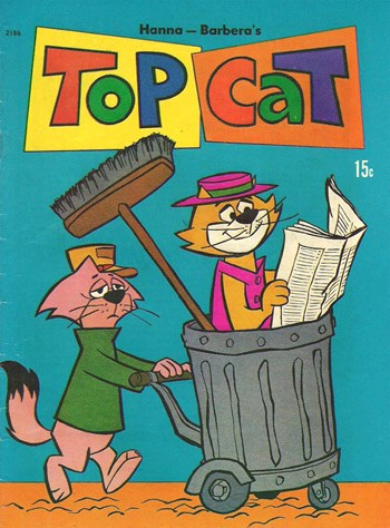 Hanna-Barbera's Top Cat