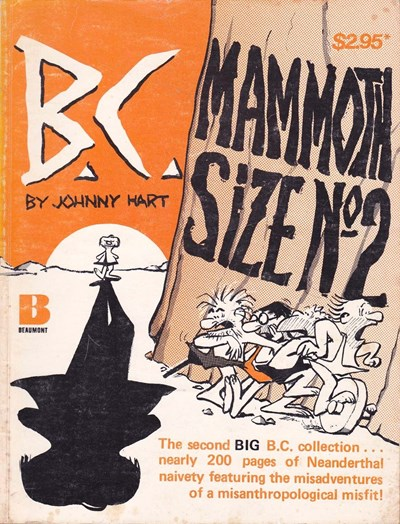 B.C. Mammoth Size (Beaumont, 1979? series) #2 (1978)