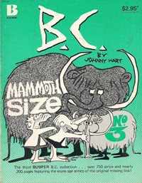 B.C. Mammoth Size (Beaumont, 1979? series) #3 (1979)