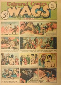 Wags Pages for All Ages (Joshua B. Powers, 1936 series) v4#44
