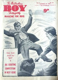 The Australian Boy Fortnightly (Standard Newspapers, 1953 series) v3#60