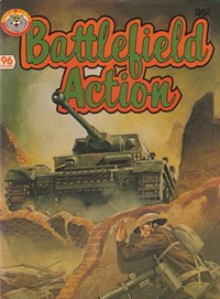 Page 1—Battlefield Action (Murray, 1982? series)  ([1982?])