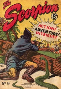 Page 1—The Scorpion (Alstan, 1954? series) #9  ([1955?])