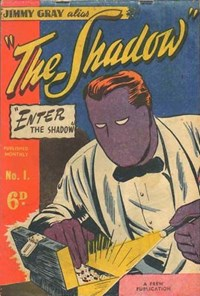 The Shadow (Frew, 1950 series) #1