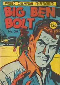 Big Ben Bolt (Yaffa/Page, 1965 series) #39 — Untitled