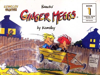 Ginger Meggs Collector's Series (Allen&Kemsley, 1995? series) #38 (1991) —Ginger Meggs: Book One