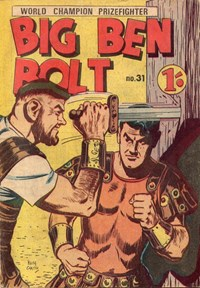 Page 1—Big Ben Bolt (Photo-Type, 1964 series) #31  (July 1965)