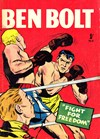 Ben Bolt (Approved, 1958 series) #4 (January 1959) —Big Ben Bolt