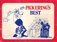It's Pickering's Best (Pickering, 1976)