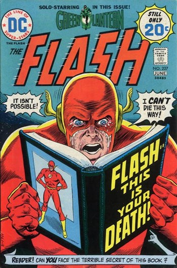 Flash -- This Is Your Death!
