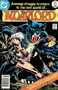The Warlord (DC, 1976 series) #6 (April-May 1977)