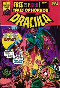 Tales of Horror Dracula (Newton, 1975 series) #10 (December 1975)