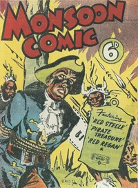Monsoon Comic (OPC, 1944?) #C1