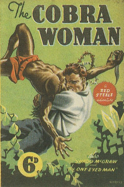 The Cobra Woman (OPC, 1944?) #C5 ([October 1944?])