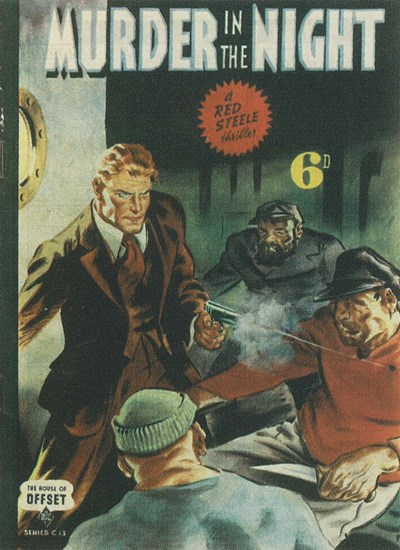 Murder in the Night (OPC, 1945?) #C13 ([June 1945?])