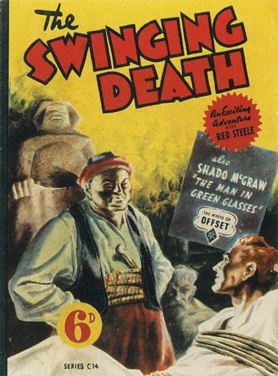 The Swinging Death (OPC, 1945?) #C14 ([July 1945?])