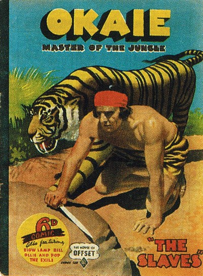 Okaie Master of the Jungle (OPC, 1946?) #C20 ([January 1946?])