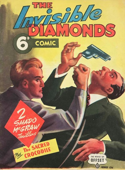 The Invisible Diamonds (OPC, 1946?) #C24 ([May 1946?])