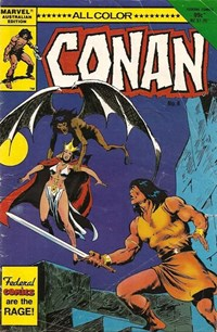 Conan the Barbarian (Federal, 1984 series) #8 — Untitled