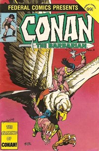 Conan the Barbarian (Federal, 1984 series) #1