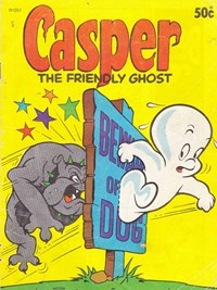 Casper the Friendly Ghost (Rosnock, 1982) #R1251 — Untitled