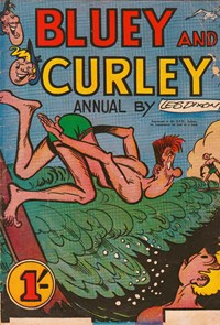 Bluey and Curley Annual (Herald, 1946? series) #? ([1957?])