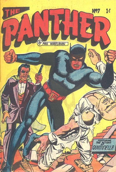 The Panther (Youngs, 1957 series) #7 ([November 1957?])